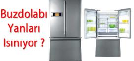 Buzdolabı Yanları Isınıyor