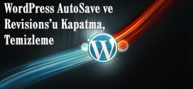 wordpress-autosave-ve-revision-u-kapatma-temizleme