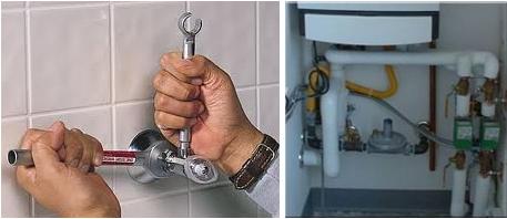 Çamaşır Makinesi Su Bağlantısı Yapılması