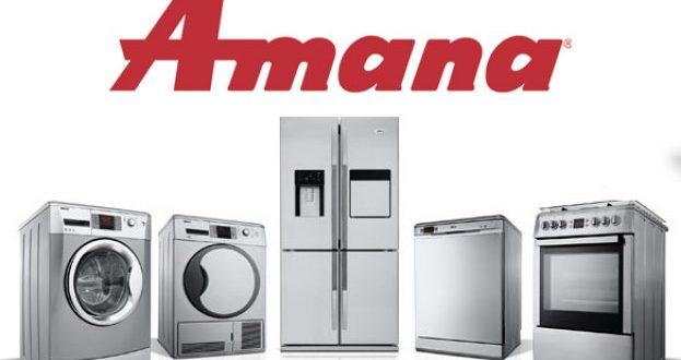 Amana Çamaşır Makinesi Hata Kodları