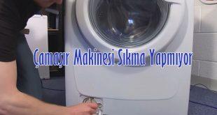 Çamaşır Makinesi Sıkma Yapmıyor