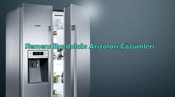 Siemens Buzdolabı Arızaları Çözümleri