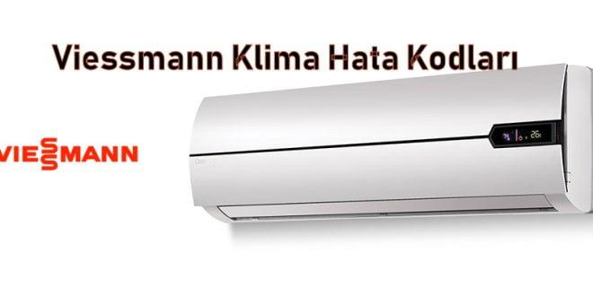 Viessmann Klima Hata Kodları