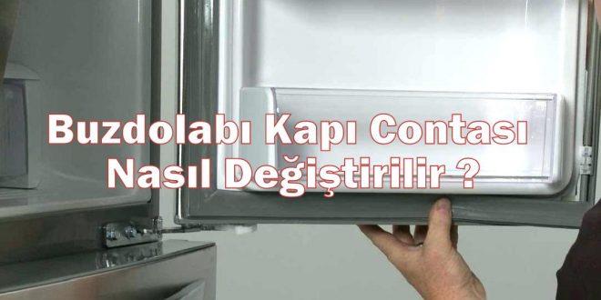 Buzdolabı Kapı Contası Nasıl Değiştirilir