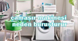 çamaşır makinesi neden buruşturur