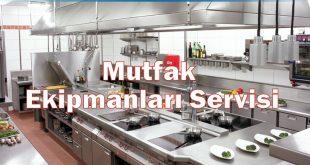 mutfak ekipmanları Servis
