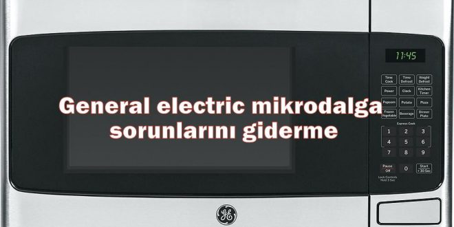 General electric mikrodalga