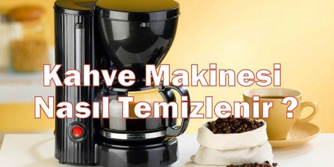 Kahve Makinesi Temizleme