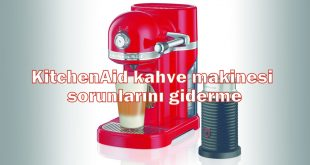 KitchenAid kahve makinesi