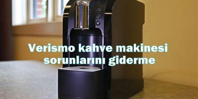 Verismo kahve makinesi