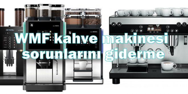 WMF kahve makinesi