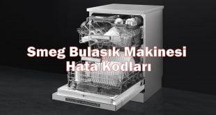 Smeg Bulaşık Makinesi Hata Kodları