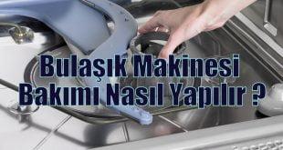 Bulaşık Makinesi Bakımı Nasıl Yapılır