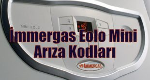 İmmergas Eolo Mini
