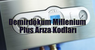 Demirdöküm Millenium Plus Arıza Kodları