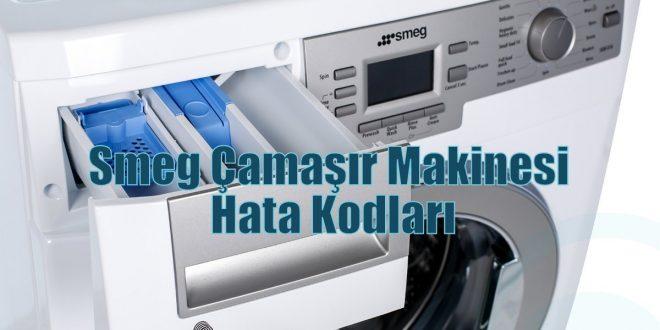 Smeg Çamaşır Makinesi Hata Kodları