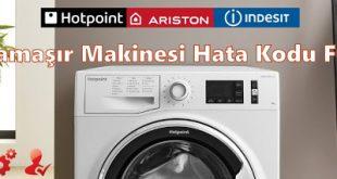 Ariston Hotpoint Çamaşır Makinesi Hata Kodu F08