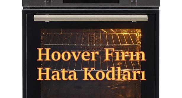 Hoover Fırın Hata Kodları