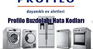 Profilo Buzdolabı Hata Kodları