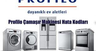 Profilo Çamaşır Makinesi Hata Kodları
